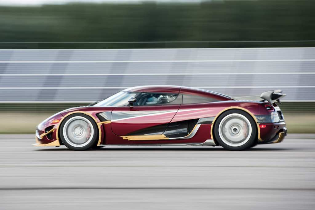 Swedish Manufacturer Unveils What Is Potentially The Fastest Car In ...