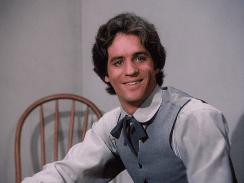 little house on the prairie linwood boomer