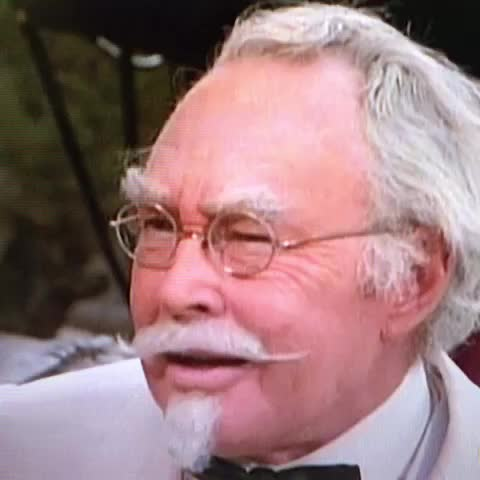 little house on the prairie colonel sanders