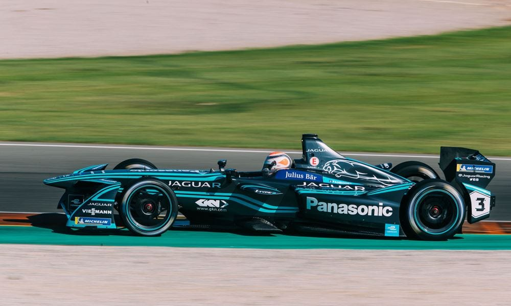 Formula E Introducing Game-Changing Electric Race Car