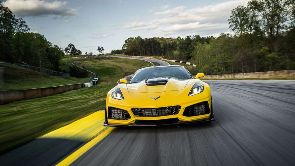 What American Sports Cars Can Compete With A Corvette