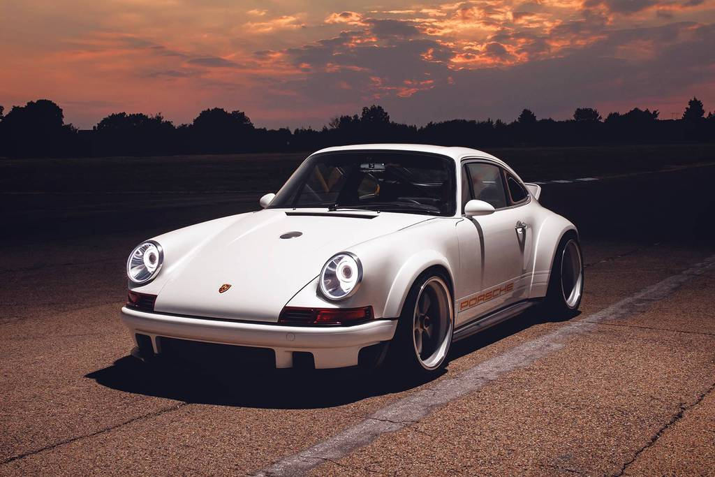 Singer May Have Just Helped Create The Greatest Porsche