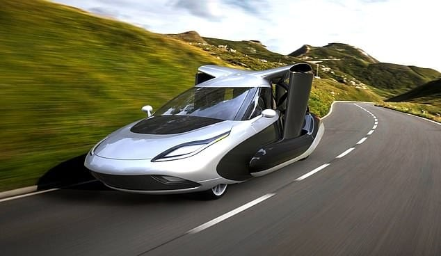 Flying Car For Sale >> The World S First Flying Car Is Going On Sale Next Month