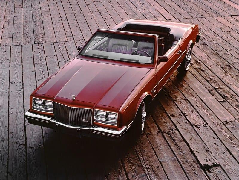 1985 Buick Riviera CX5405-0006