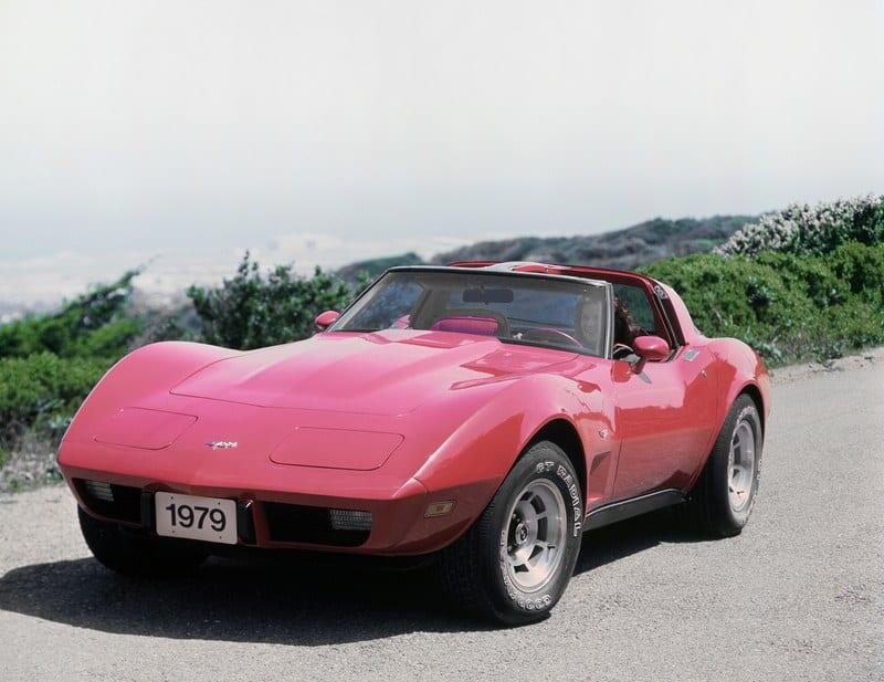 1979 Corvette 122101