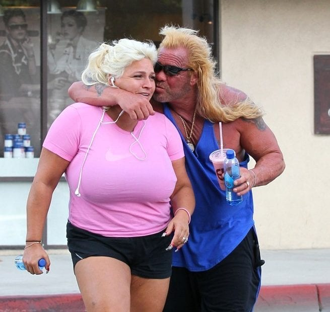 Dog The Bounty Hunter And Beth Decide To Leave The Bail