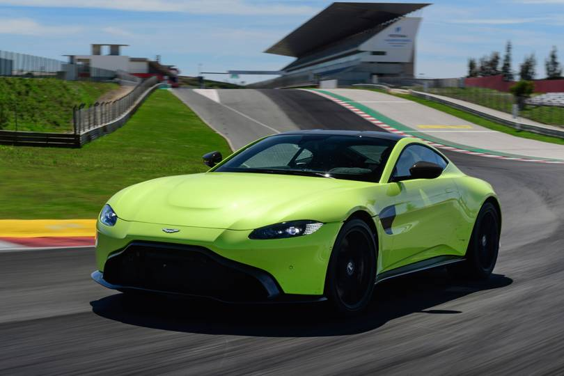 Aston Martin Vantage Paint Job Is Louder Than Its Ferocious Exhaust
