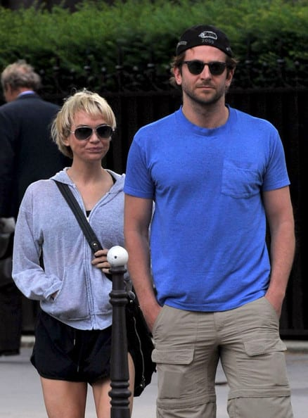 Bradley Cooper and Renée Zellweger
