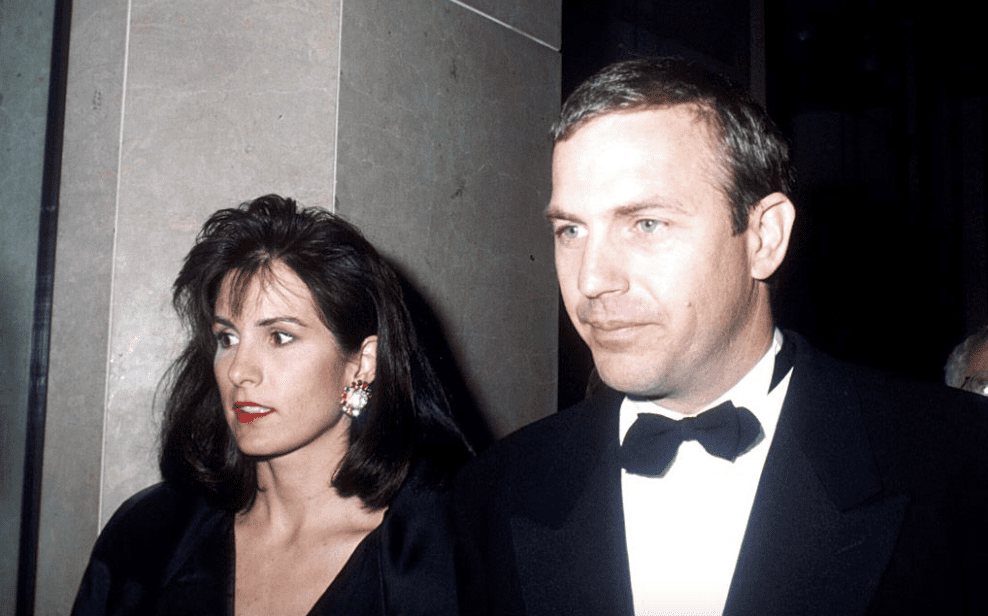 After Years Of Dating, Affairs & A Divorce, Kevin Costner ...