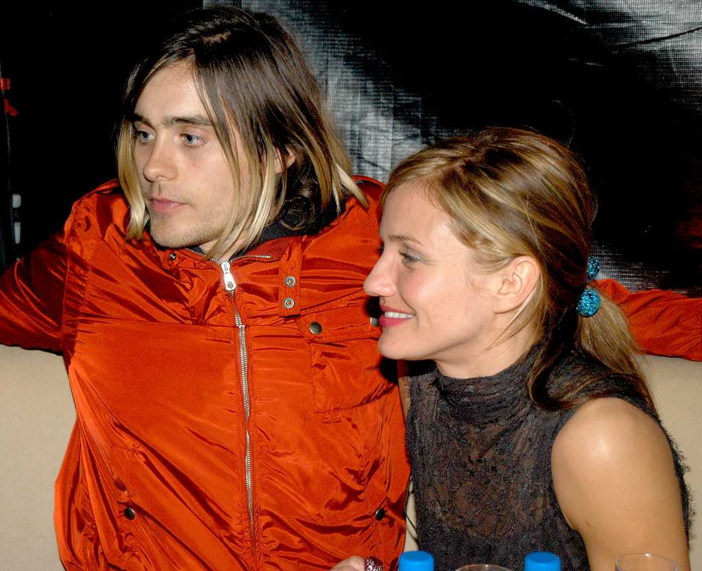 Cameron Diaz and Jared Leto