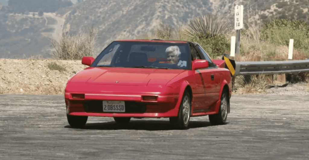 Jay Leno Proves You Don T Have To Be Rich To Own A Sports Car