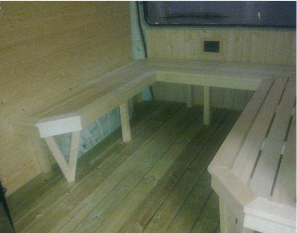This Toyota HiAce Comes With A Sauna!