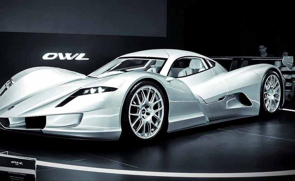 The Aspark OWL Hypercar Is Going To Attempt A Nürburgring Record