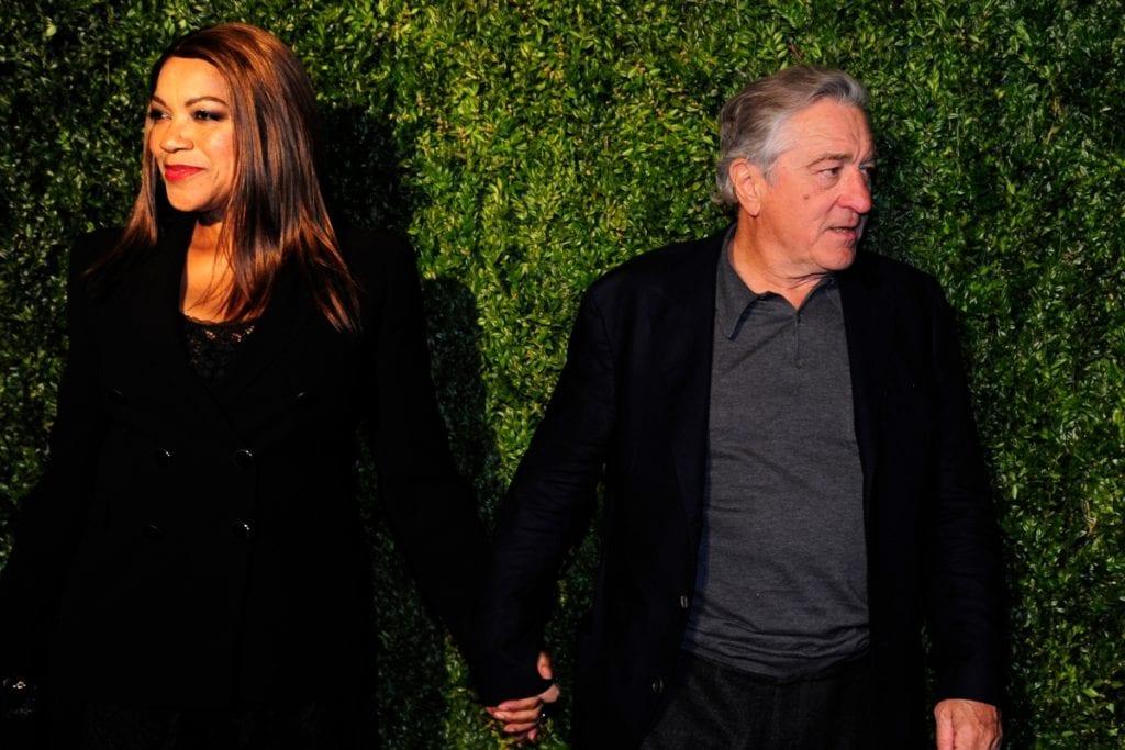 Robert De Niro & H...