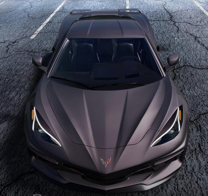 The Best Renderings Of The 2020 Chevrolet C8 Corvette