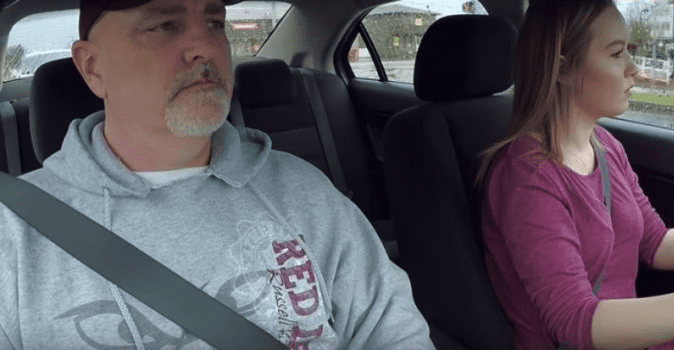 Dad Buys His Daughter A Car For Her Birthday, Then Finds
