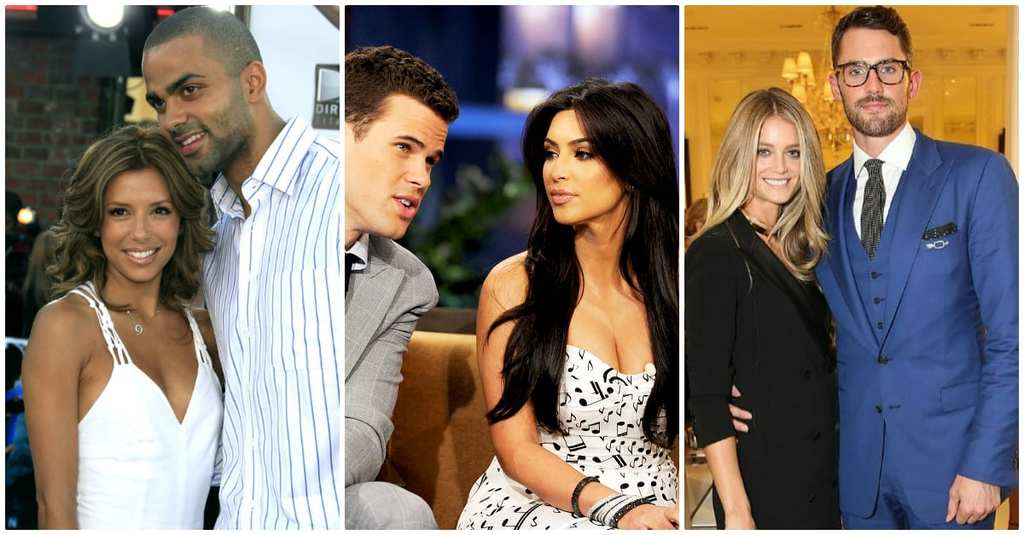 Players wives nba with famous Top 10