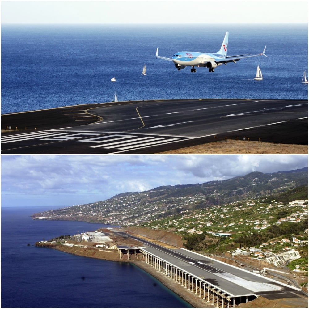 most dangerous airports 14