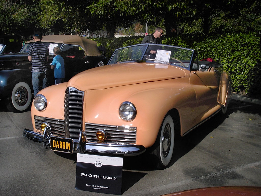 1941 Packard Clipper Darrin