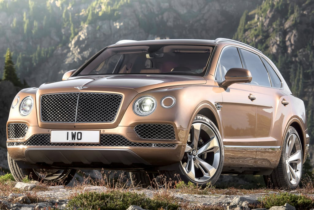The New Bentley