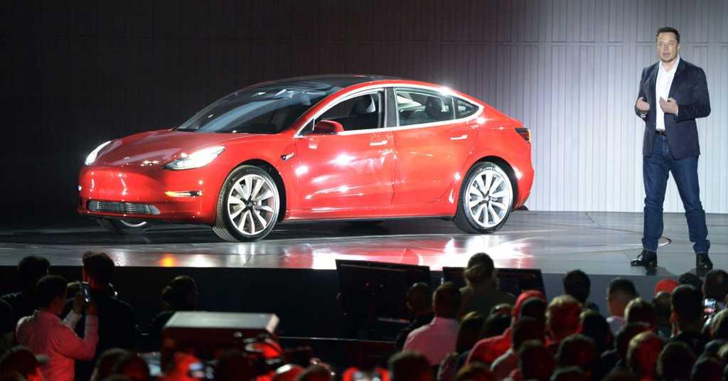 Elon Musk & Tesla