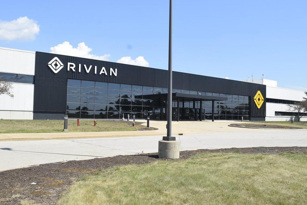 Rivian - an electric truck startup
