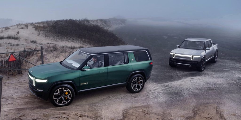 Rivian's Electric Truck Production Will Be Delayed Temporarily