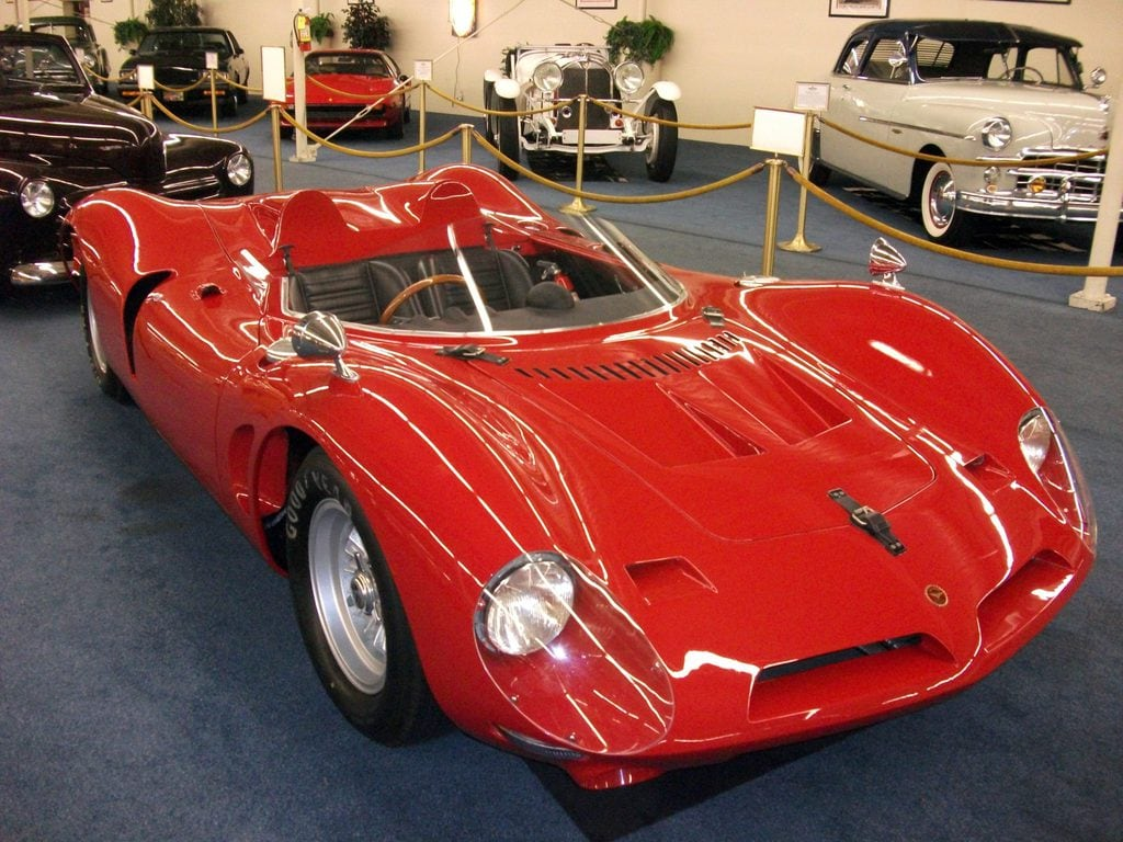 The Bizzarrini P538 - a million-dollar car