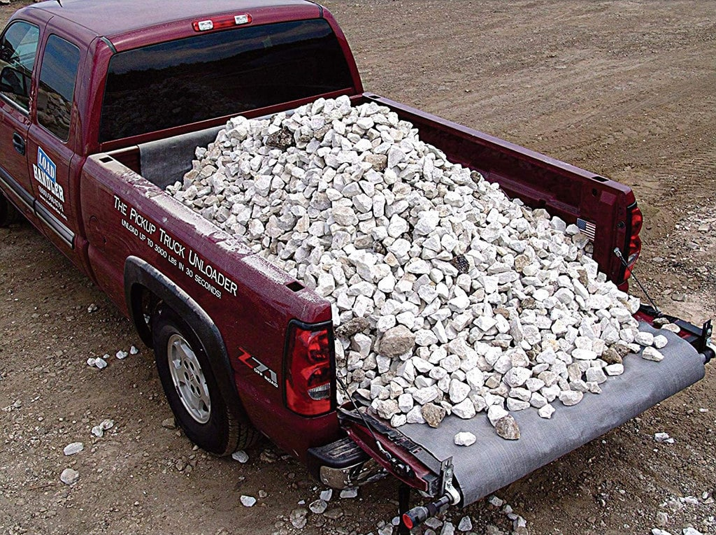 A Pickup & a Dump Truck All Into One