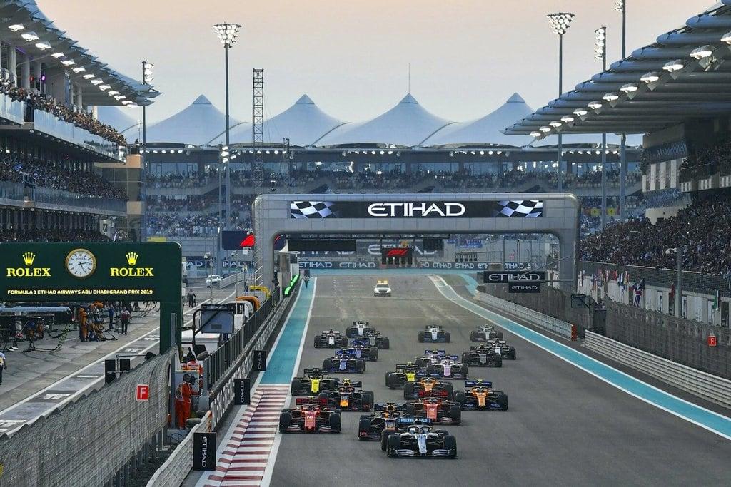 The 2019 Adu Dhabi Grand Prix