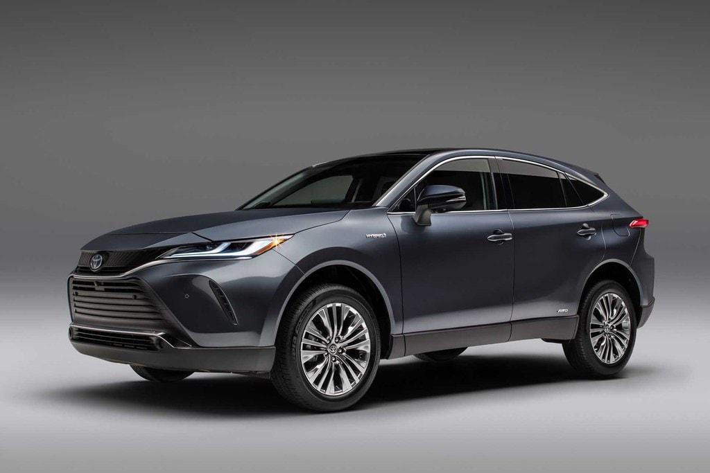 The Hybrid Crossover Toyota Venza