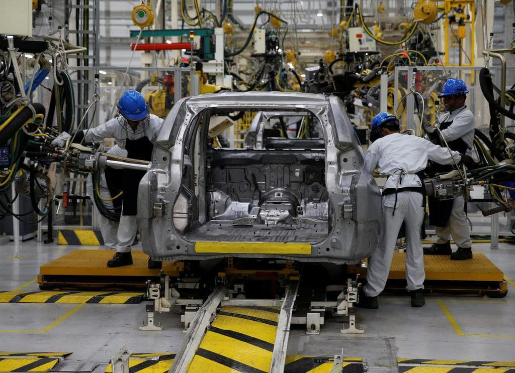 Japanese cars manufacturing