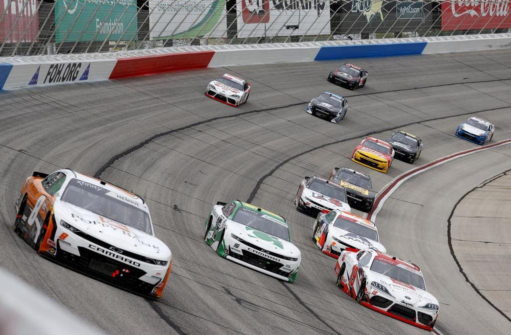 Racing in the Xfinity Series