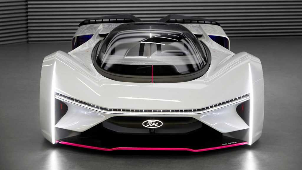 Ford of Europe - Fordzilla P1