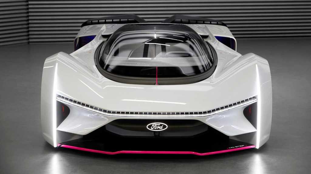 Ford of Europe - Fordzilla P1