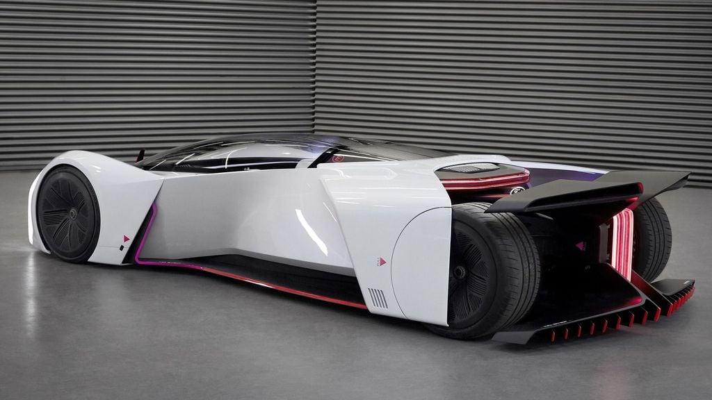 The New Fordzilla P1