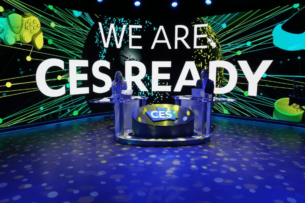 We Are CES Ready