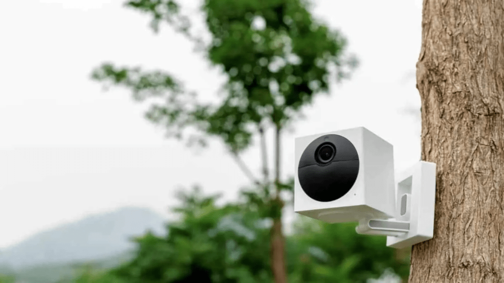 True Wireless Wi-Fi Camera