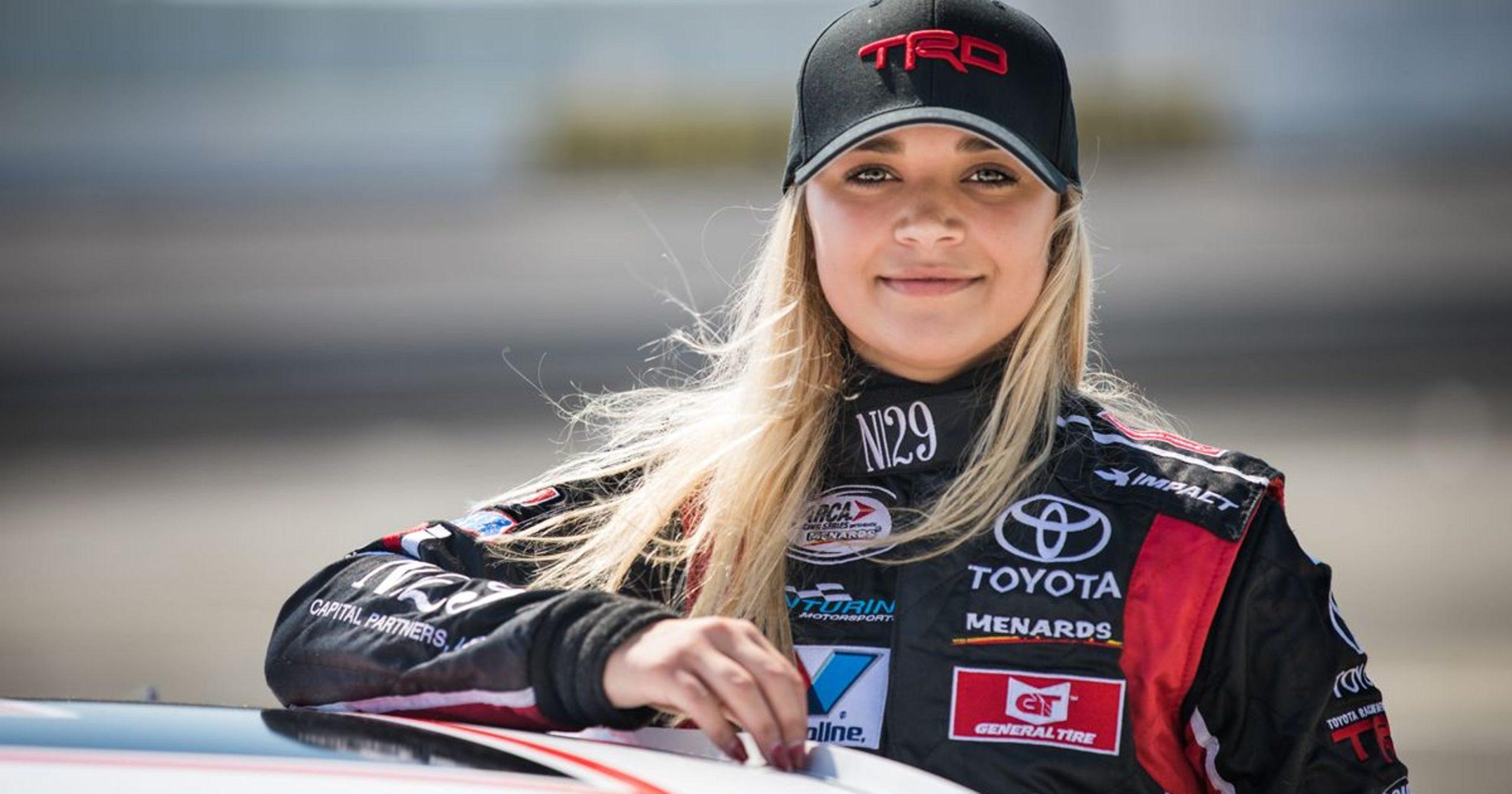 Natalie Decker is Returning to NASCAR