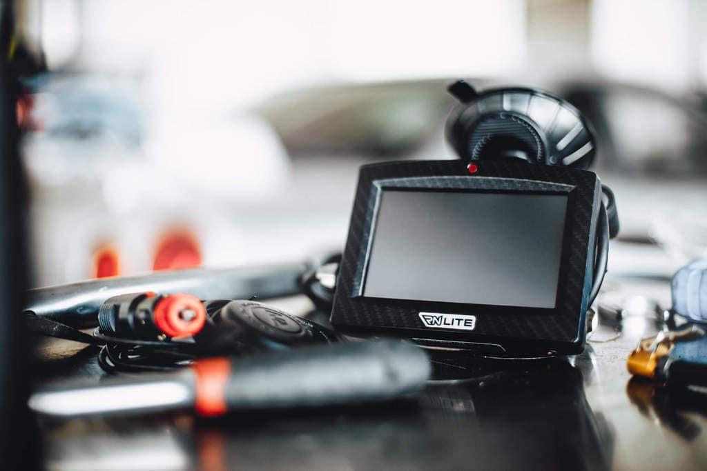Race Navigator Closeup Photo