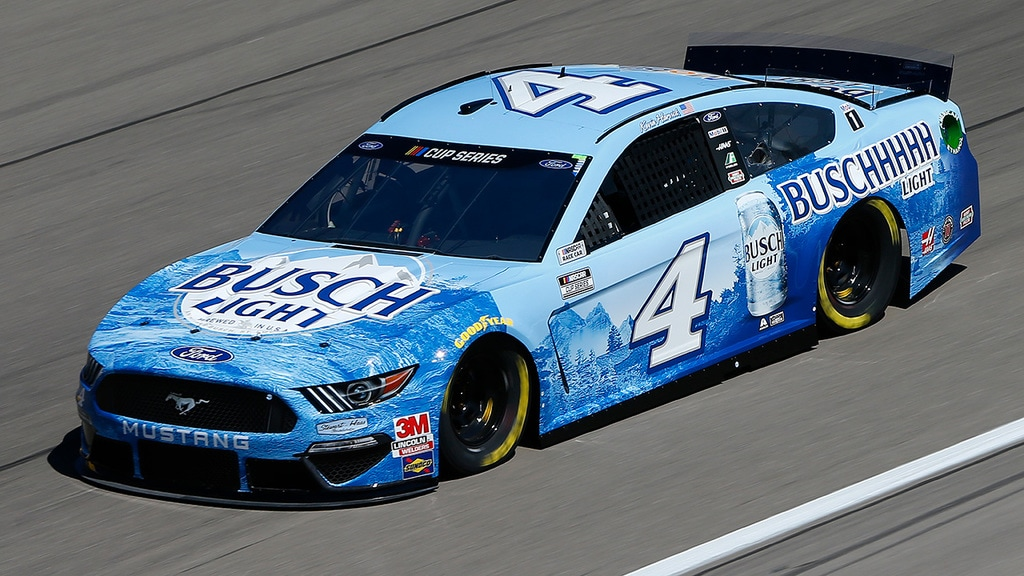 Kevin Harvick's 2017 Busch Light Ford