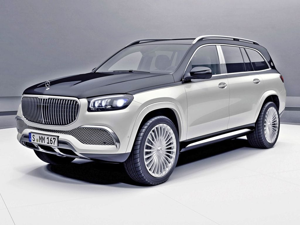 Maybach's SUV Is beyond Sumptuous