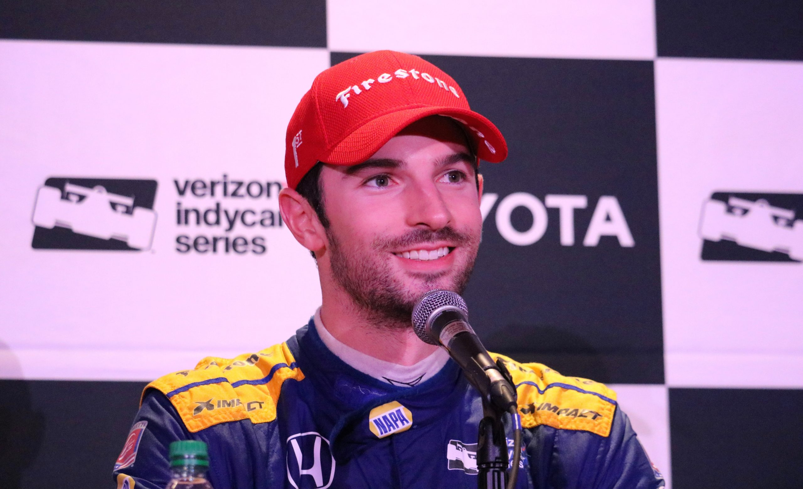 IndyCar's Alexander Rossi Opens Up About His Racing Journey